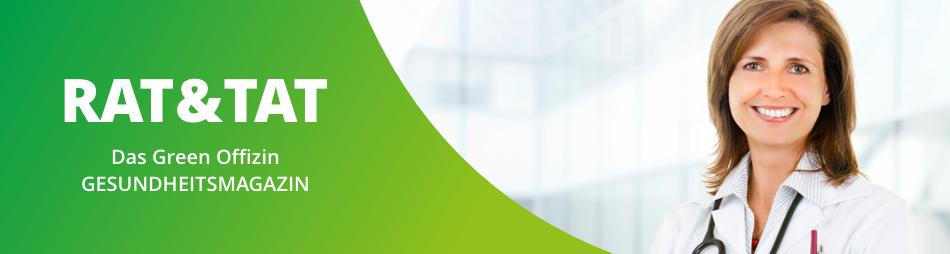 Das offizielle Green Offizin Magazin