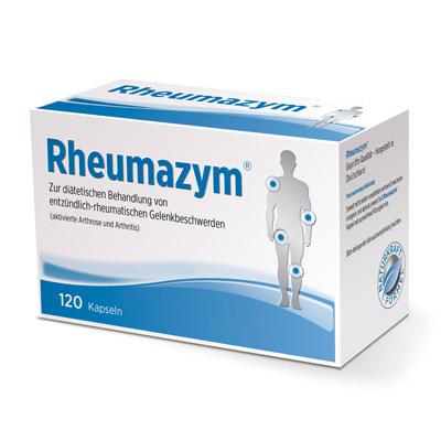 Rheumazym - Natürliche Hilfe bei Arthrose