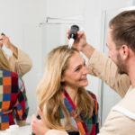 Haarausfall natürlich behandeln - Thiocyn Spezialpflege