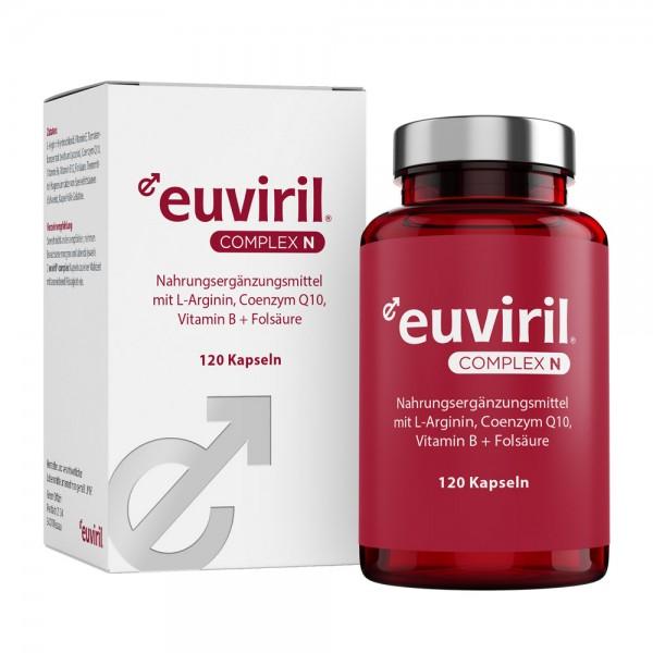 euviril complex N - 120 Kapseln