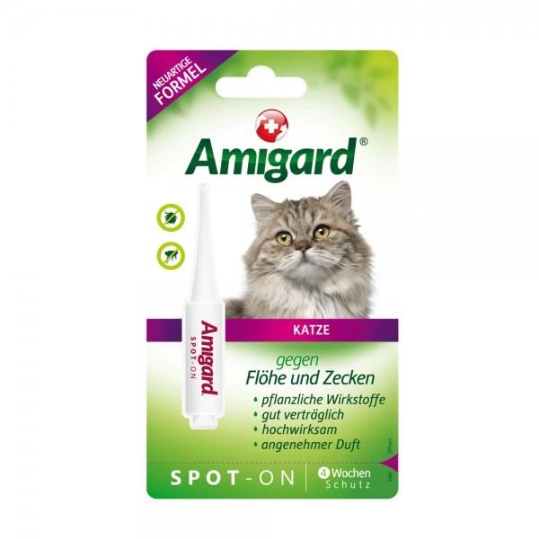Amigard Spot on Katze - 1,5 ml