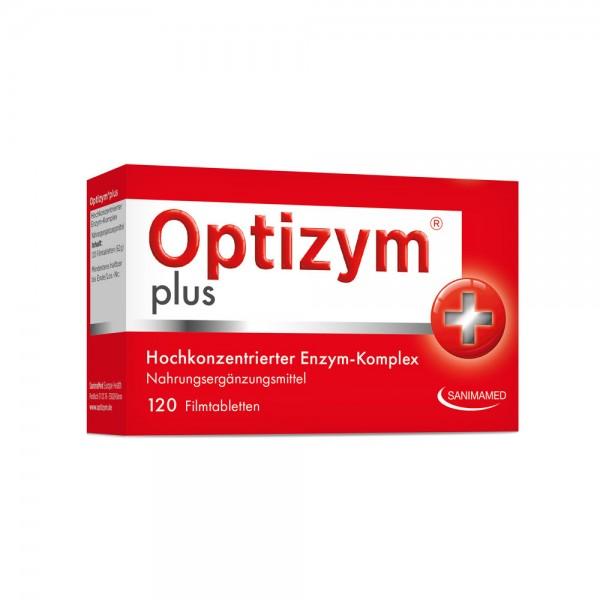 Optizym plus Enzym-Komplex - 120 Filmtabletten