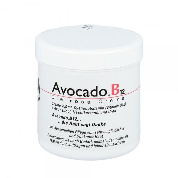 Avocado B12 Creme - 200 ml