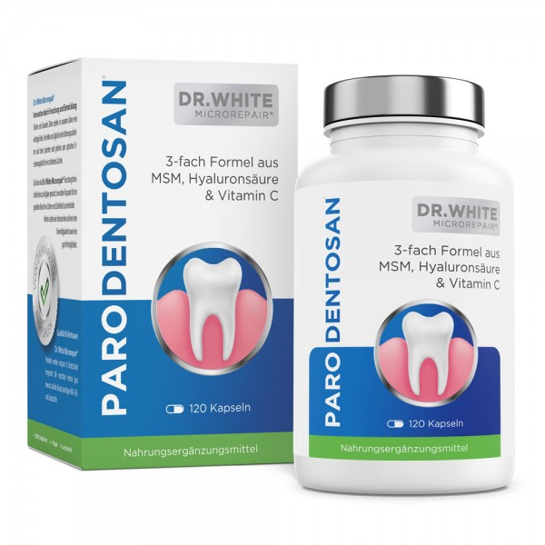 Dr. White Parodentosan - 120 Kapseln