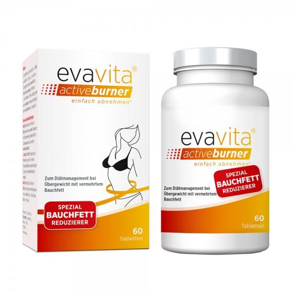 evavita - Bauchfett Reduzierer 60 Tabletten