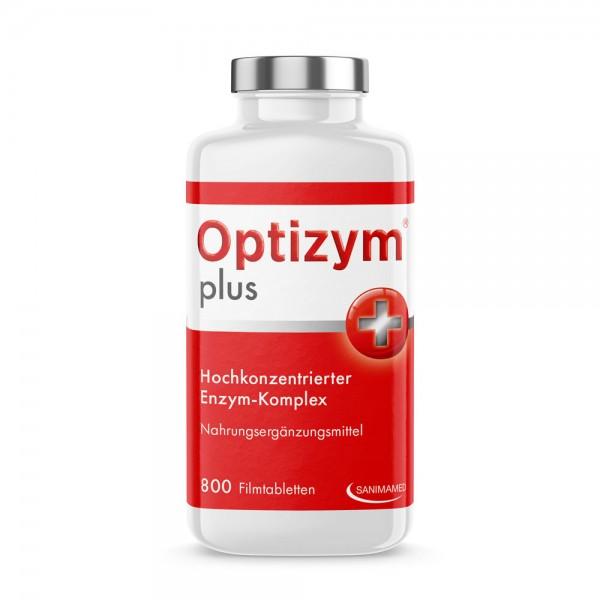 Optizym plus Enzym-Komplex - 800 Filmtabletten