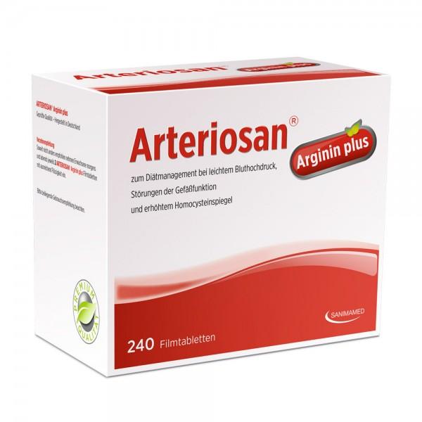 Arteriosan Arginin Plus - 240 Tabletten