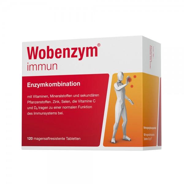 Wobenzym® immun - 120 Tabletten