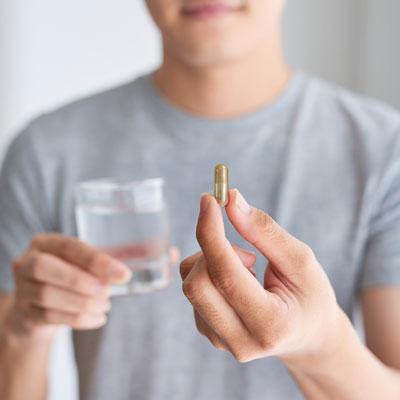 Vitamin B17 Einnahme