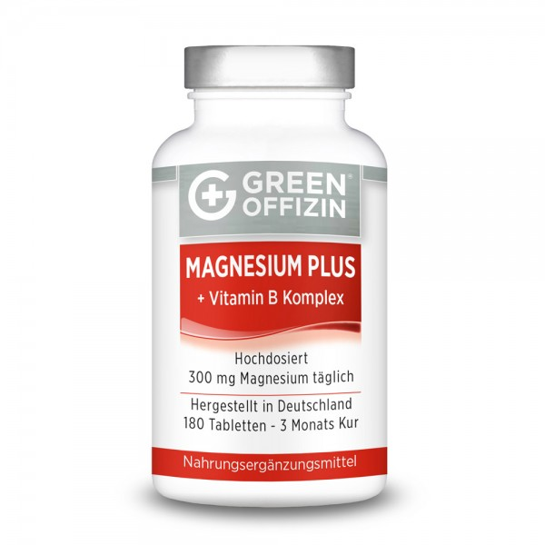 Green Offizin Magnesium Plus