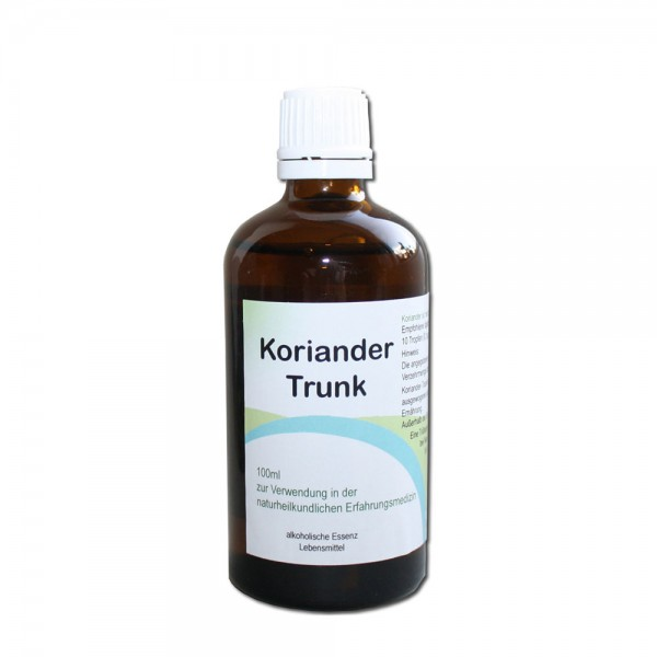 Koriander Trunk - 100 ml
