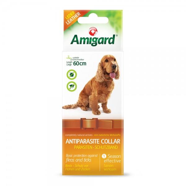 Amigard - Parasiten-Schutzband - Halsband für Hunde