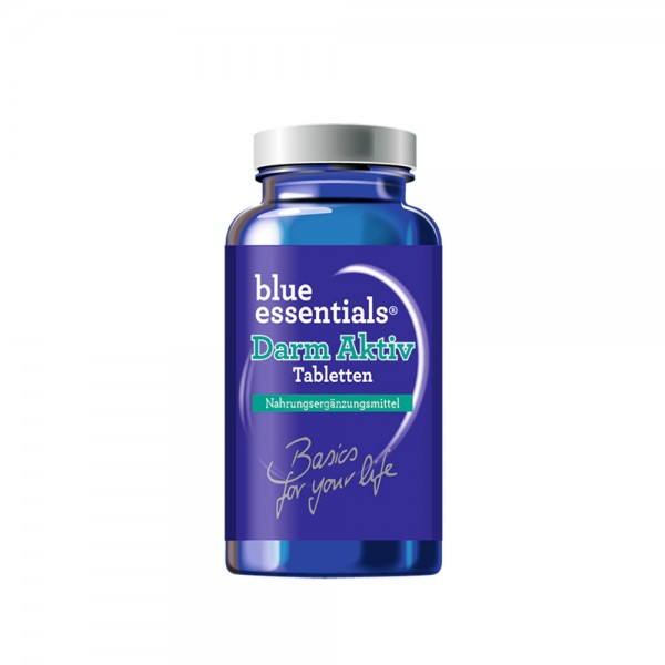blue essentials Darm Aktiv - 30 Tabletten