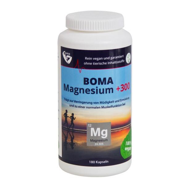 BOMA-Lecithin Magnesium +300 - 180 Kapseln