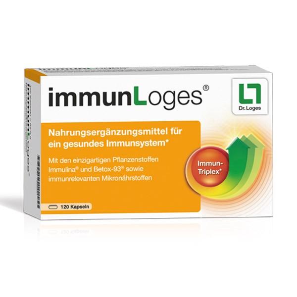 immunLoges® - 120 Kapseln