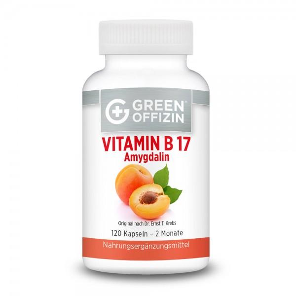 Green Offizin Vitamin B17 Kapseln