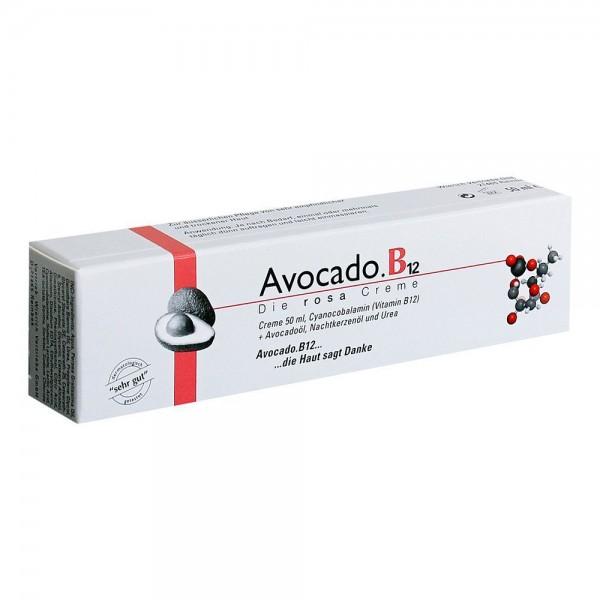 Avocado B12 Creme - 50 ml