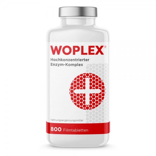 Woplex Enzym-Komplex - 800 Filmtabletten