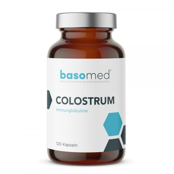 Basomed Colostrum - 120 Kapseln