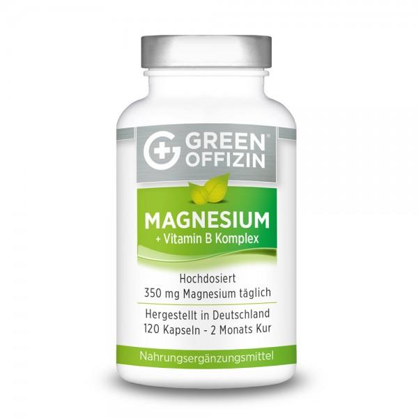 Green Offizin Magnesium - 120 Kapseln