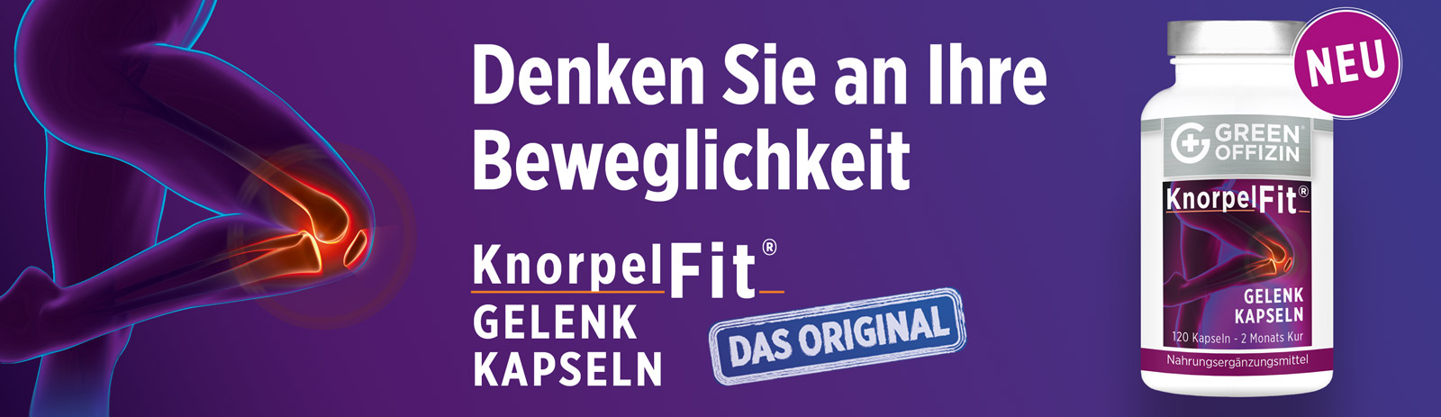 Green Offizin KnorpelFit
