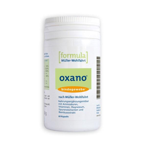 oxano® bindegewebe nach Müller-Wohlfahrt - 60 Kapseln