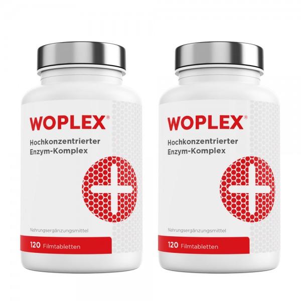 Woplex Enzym-Komplex - 240 Filmtabletten