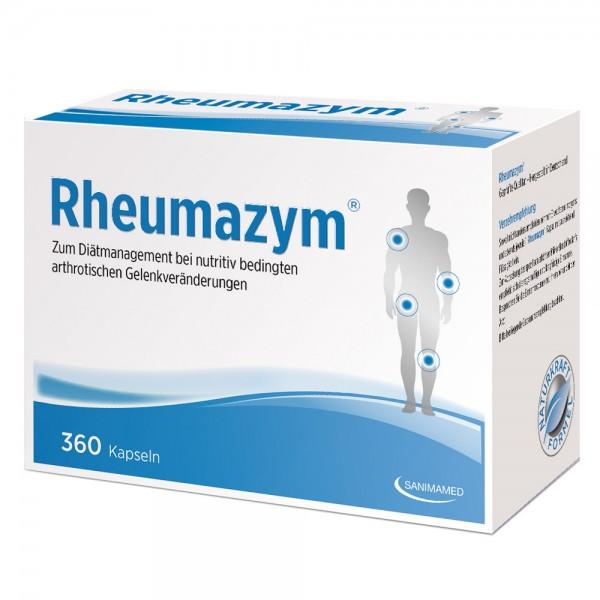 Rheumazym 360 Kapseln