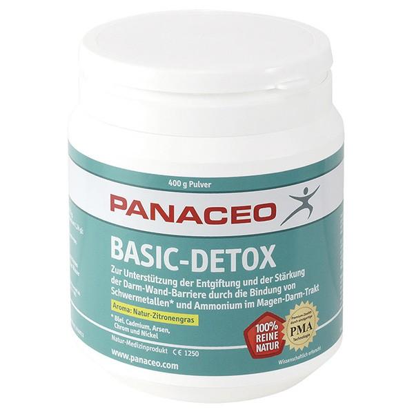 Panaceo Basic-Detox Zitronengras Pulver 400g