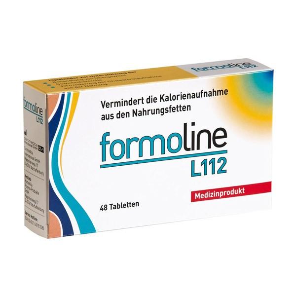 FORMOLINE - L112 - 48 Tabletten