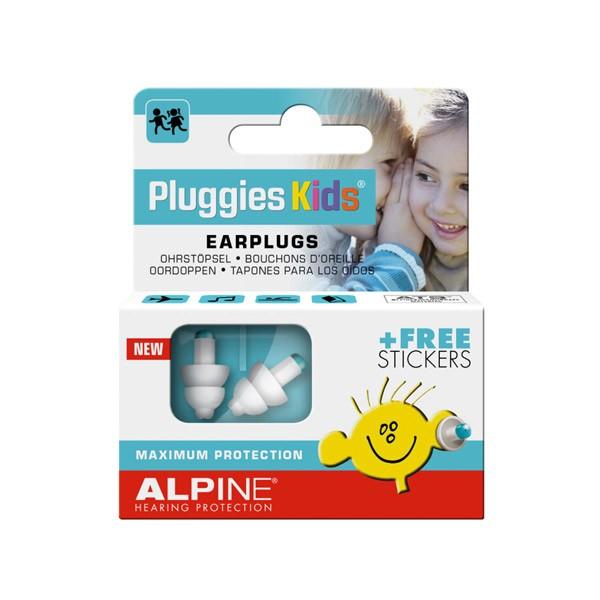 ALPINE - Gehörschutz PluggiesKids
