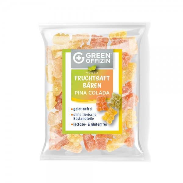 Green Offizin Fruchtsaft-Bären PINA COLADA - 200 g