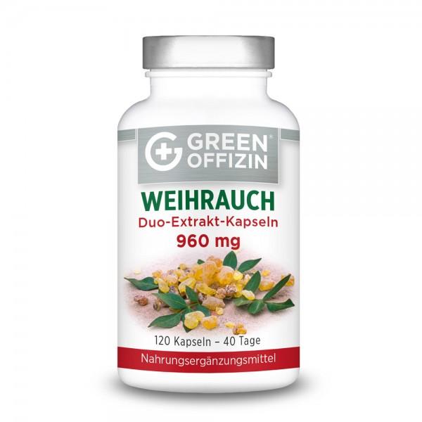 Weihrauch Classic BOS 960 - 120 Kapseln
