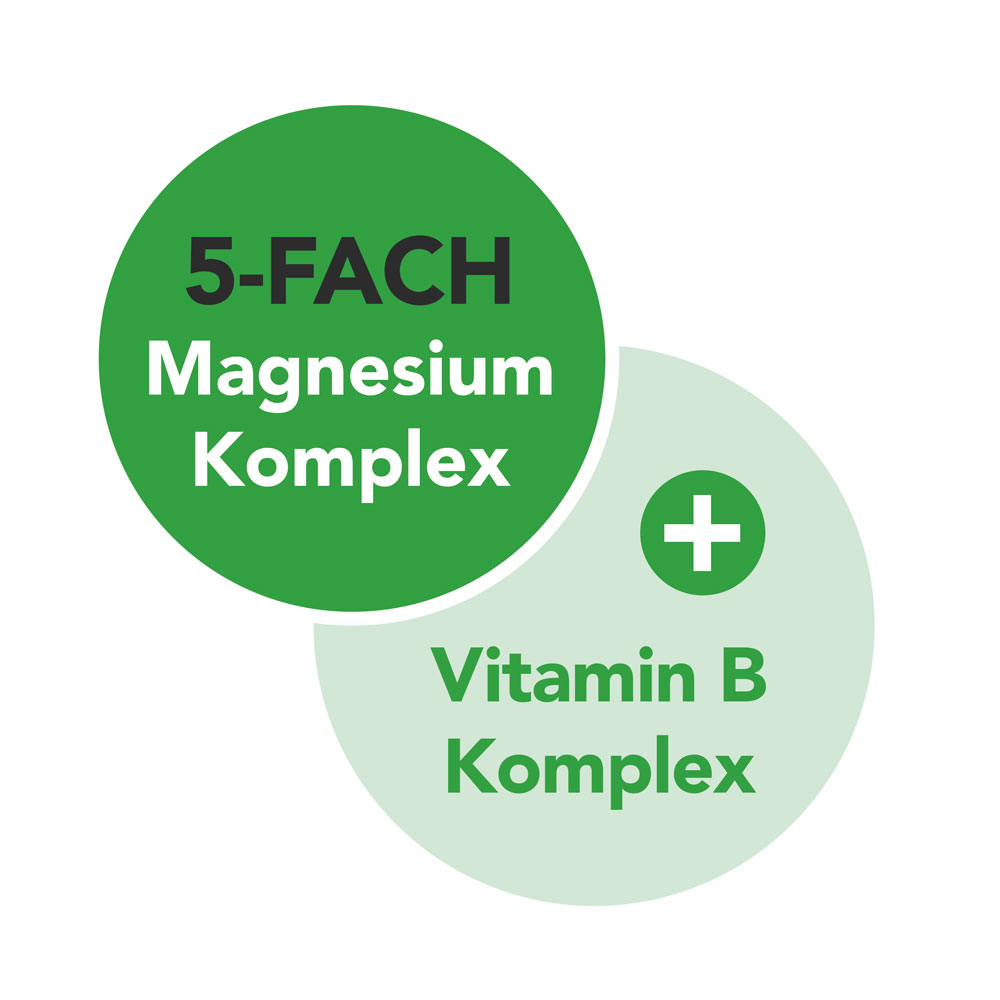 Magnesium + B-Vitamin Komplex