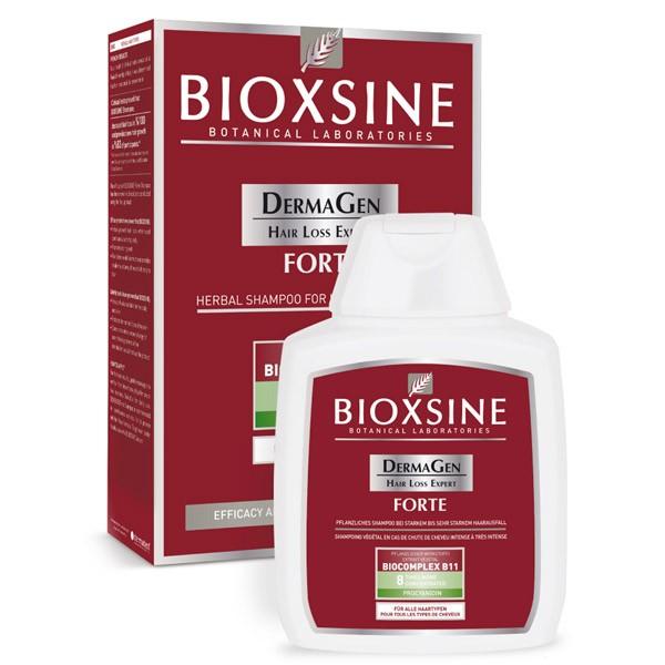 Bioxsine Dermagen Shampoo Forte (gegen starken Haarausfall) - 300 ml