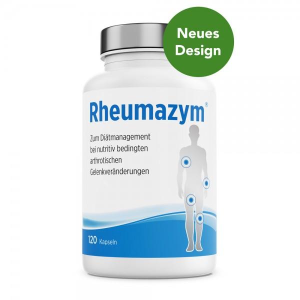 Rheumazym 120 Kapseln