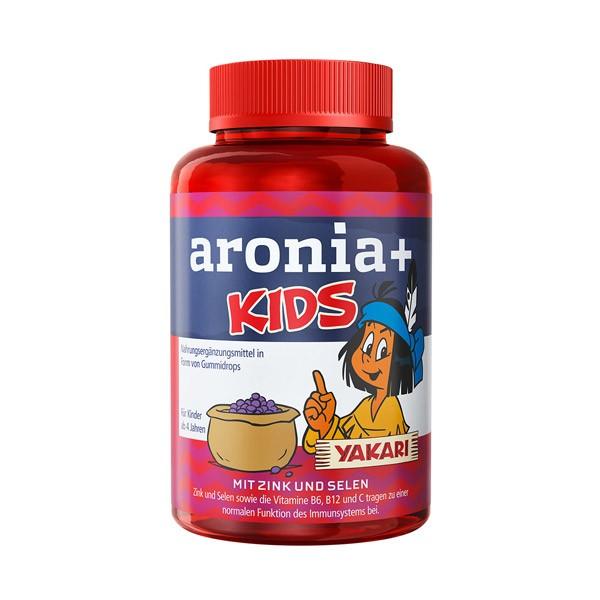 aronia+ KIDS Vitamindrops - 60 Stück