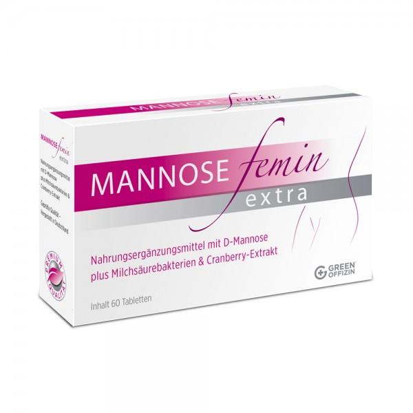 Mannose Femin 60 Tabletten bei Blasenentzündung