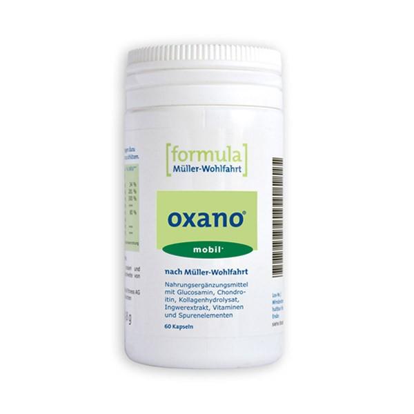oxano® mobil nach Müller-Wohlfahrt - 60 Kapseln