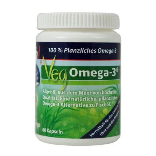 BOMA-Lecithin VegOmega-3® - 60 Kapseln