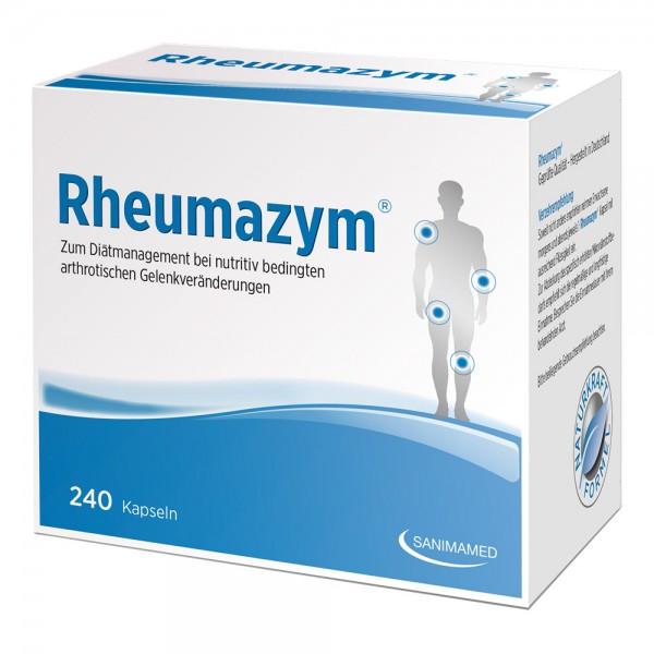 Rheumazym 240 Kapseln