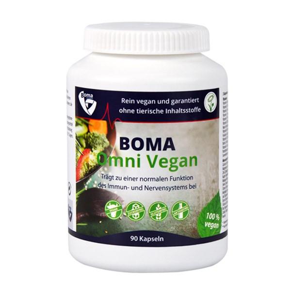 BOMA-Lecithin OmniVegan - 90 Kapseln
