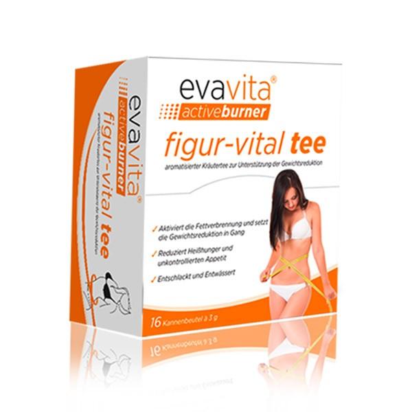 evavita - activeburner figur-vital-tee