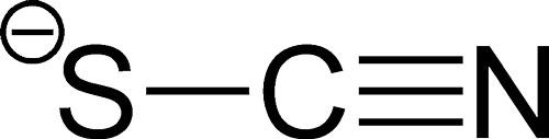 Thiocyanat Wirkstoff