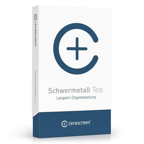 cerascreen - Schwermetall Test