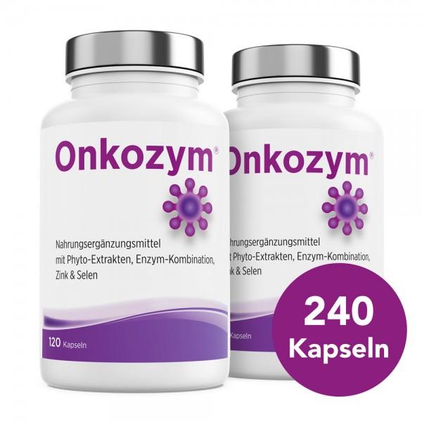 Onkozym - 240 Kapseln