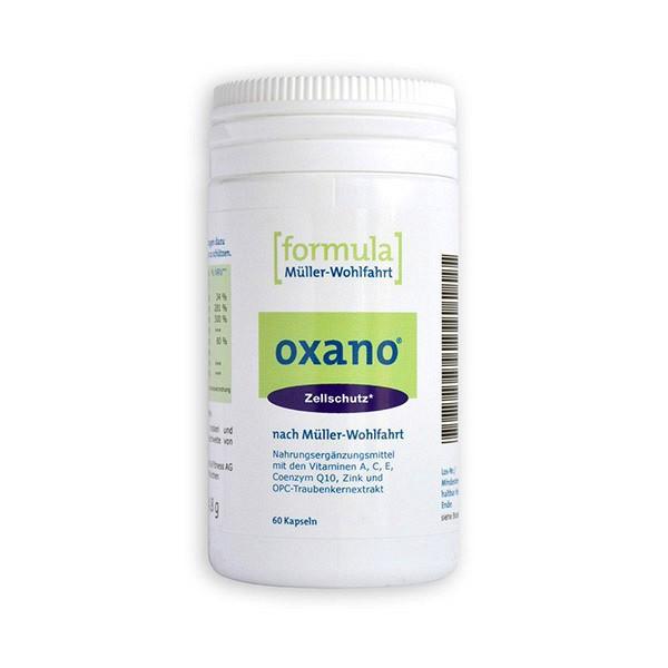 oxano® zellschutz nach Müller-Wohlfahrt - 60 Kapseln