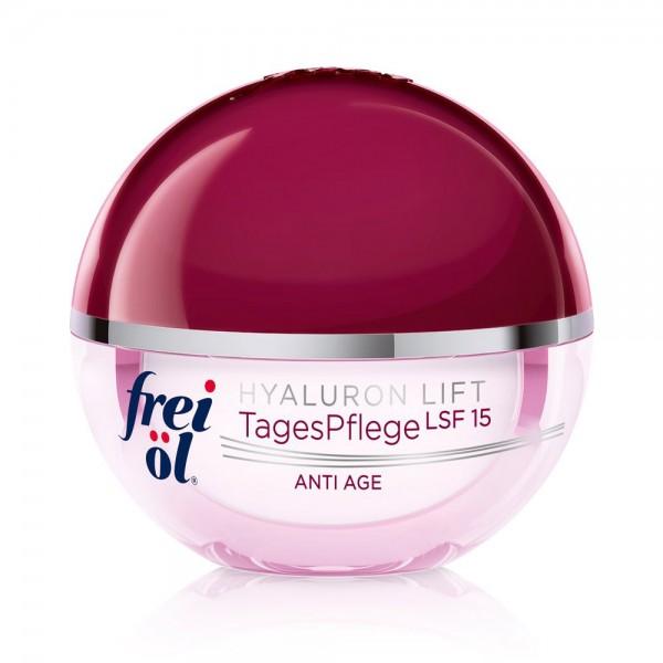 frei öl® ANTI AGE Hyaluron Lift Tagespflege LSF 15 - 50 ml