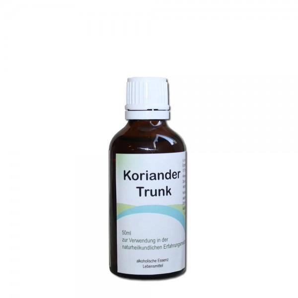 Koriander Trunk - 50 ml