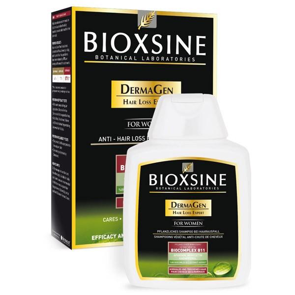 Bioxsine Dermagen Shampoo Women (mit Pflege spez. für längeres Haar) 300 ml